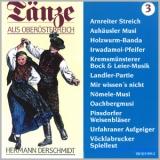 Tänze aus OÖ, CD 3