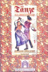 Tänze aus OÖ, Tanzmappe 1 - Set mit CD