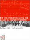 Die Volksliedersingen der Ravag in Oberösterreich